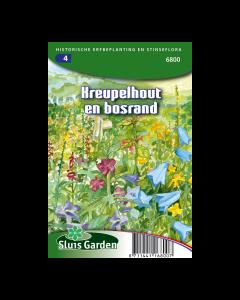 Aan zonnig kreupelhout en bosrand - Sluis Garden - Zaden