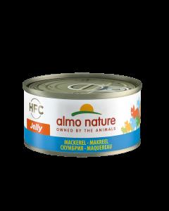 Almo HFC - Makreel - Kattenvoer - 12x70g - kattenvoer