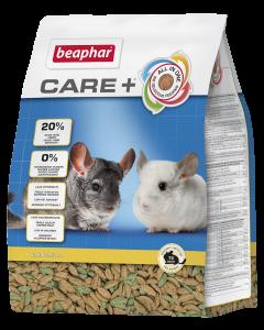 Beaphar Care+ Chinchilla - Chinchillavoer - Knaagdiervoer - 1,5kg