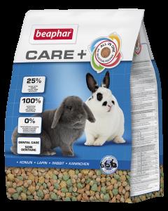 Beaphar Care+ Konijnenvoer Volwassen - Knaagdiervoer - 1,5kg