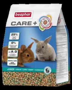 Beaphar Care+ Konijnenvoer Junior - Knaagdiervoer - 1,5kg