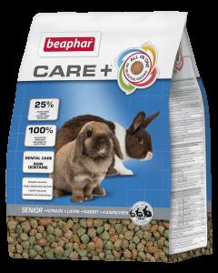 Beaphar Care+ Konijnenvoer Senior  - Knaagdiervoer - 1,5kg