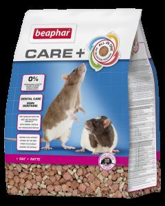 Beaphar Care+ Rat - Rattenvoer - Knaagdiervoer - 1,5kg