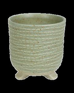 Bloempot Bekka d13 h14 - Mint