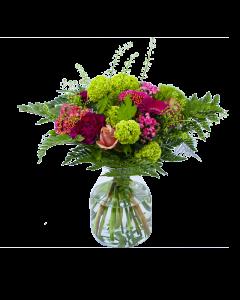Boeket Fleur Groot boeket bestellen of bezorgen