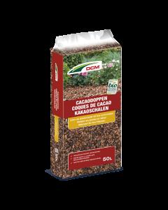 DCM Cacaodoppen - 50L - Afdekmaterialen