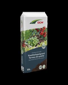DCM Ecoterra® Groenten & Kruiden - 30L - Potgrond