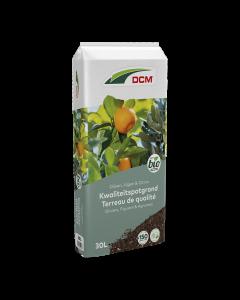 DCM Ecoterra® Olijven, Vijgen & Citrus - 30L - Potgrond