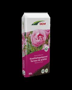 DCM Ecoterra® Rozen & Bloemen - 30L - Potgrond