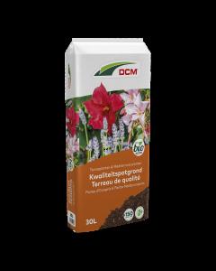 DCM Ecoterra® Terrasplanten & Mediterrane Planten - 30L - Potgrond