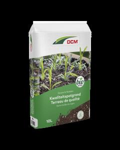 DCM Ecoterra® Zaaien & Stekken - 10L - Potgrond