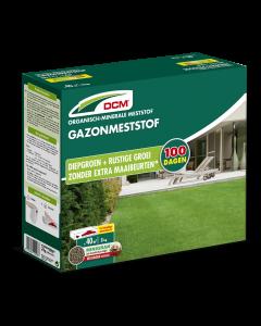 DCM Gazonmeststof - 3kg - Gazonmest