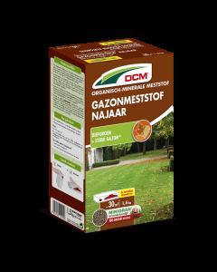 DCM Gazonmeststof Najaar - 1,5kg - Gazonmest
