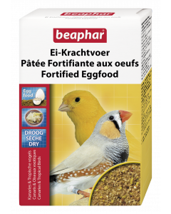 Beaphar Ei-Krachtvoer kanaries & tropische vogels - Vogelvoer - 150g