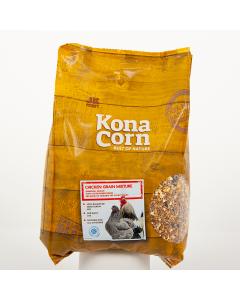 Konacorn kippen gemengd graan - Kippenvoer - 4kg