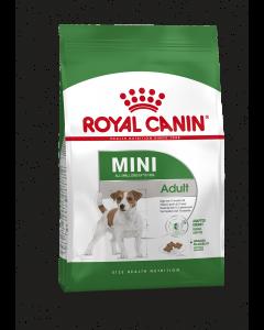 ROYAL CANIN® Mini Adult 2kg - hondenvoer voor kleine honden van 10 maanden tot 8 jaar met een volwassen gewicht van 4 tot 10 kilo hondenvoer