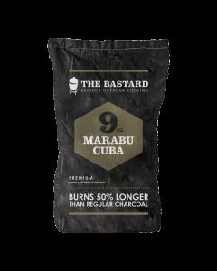 The Bastard Charcoal Marabu Cuba 9kg - Houtskool