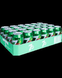 Tray 7-Up - 24st - FrisdrankVoordeel - frisdrank kopen