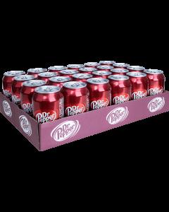 Tray Dr. Pepper - 24st - FrisdrankVoordeel - frisdrank kopen