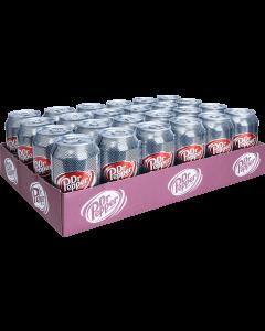 Tray Dr. Pepper Zero - 24st - FrisdrankVoordeel - frisdrank kopen